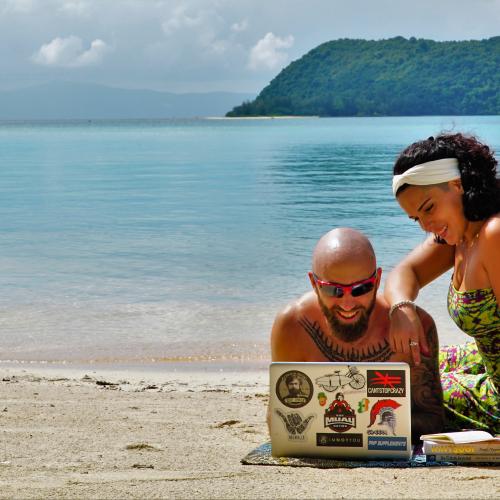 Fiercely Free Life, Digital Nomad, Freedompreneur Lifestyle Design